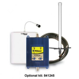 KIT-AG SOHO 60 dB Adjustable Gain 800/1900MHz Smart Technology II™ Signal Booster Kit w/ FME-Male Connector (Incl: 301202, 801245, 301135, 951104, 952330, 971108)
