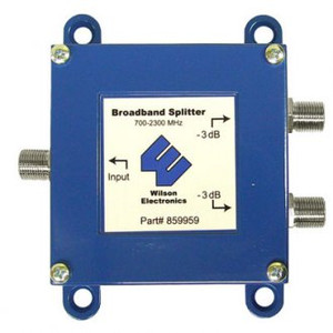3 dB 75ohm Broadband Splitter (Wilson 859959)