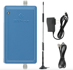 "Wilson Pro 460109 M2M Signal Booster Kit with 12"" Exterior Cabinet Antenna."