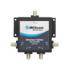 Wilson 859106 weBoost 4-Way Signal Splitter 700-2700 MHz 75 OHM F Female Connectors.