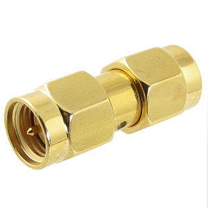 SMA Male to SMA Male RF Cable Connector