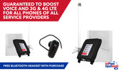 weBoost Drive 4G-X Marine Signal Booster Kit 470310 with a FREE add-on!