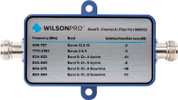 Filter to Block Band 5's Channel A with N-Connector for 50 Ohm WilsonPro 70 Signal Booster Part #'s 465134, 463127, 462127 (Filter part # Wilson Pro 860003)