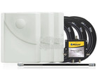 Triple Wilson Panel Antenna Expansion Kit 50 Ohm (weBoost/ WilsonPro 309908-50N) with BLACK cables - This Purchase.