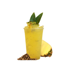 7) Hawaiian Pineapple