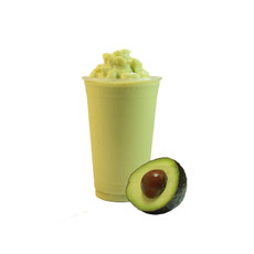 10) Avocado Jasmine Smoothie