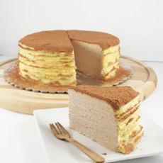 Mocha Millie Crepe Cake