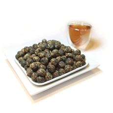 Black Dragon Pearls Tea
