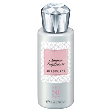 JILL STUART Relax Shimmer Body Protector SPF 50+/ PA+++ 50ml ~ new for 2013 Summer