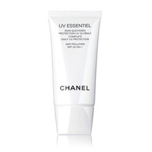 CHANEL UV Essentiel Complete Daily UV Protection Anti-Pollution SPF 30/ PA++ 30ml ~ new for Spring 2013
