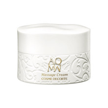 COSME DECORTE AQ MW Massage Cream 93g