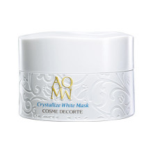 COSME DECORTE AQ MW Crystallize White Mask 116g ~ 2014 new item
