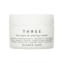 THREE Hair Care & Styling Cream 40g ~ Nuance Hard
