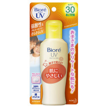 KAO Biore UV Mild Care MIlk SPF 30 PA++ 120ml
