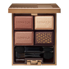 Lunasol by KANEBO Selection de Chocolat Eyes ~ new for Fall 2015