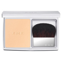 RMK Airy Powder Foundation (Case + Refill + Brush) ~ new for Fall 2015
