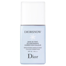 DIOR Diorsnow Brightening Makeup Base UV35 SPF35 PA+++ 30ml ~ Blue ~ Spring 2016 new item