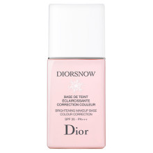 DIOR Diorsnow Brightening Makeup Base UV35 SPF35 PA+++ 30ml ~ Rose ~ Spring 2016 new item
