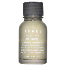 THREE Scalp & Hair Refining Treatment Oil 20ml