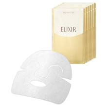 SHISEIDO Elixir Superieur  Lifting Moisture Mask W 6 sheets
