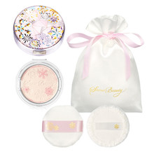 SHISEIDO MAQuillAGE Snow Beauty Whitening Face Powder 2017 (with extra refill) ~ Limited Edition