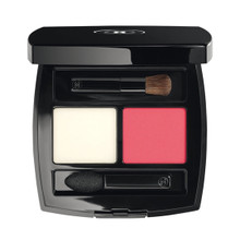 CHANEL Poudre A Levres Lip Balm and Powder Duo #418 Rosa Tempera ~ 2018 Spring Neapolis: New City Collection Limited Edition