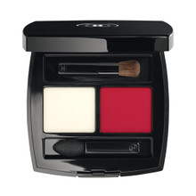 CHANEL Poudre A Levres Lip Balm and Powder Duo #415 Rosso Parthenope ~ 2018 Spring Neapolis: New City Collection Limited Edition