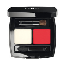 CHANEL Poudre A Levres Lip Balm and Powder Duo #410 Rosso Pompeiano ~ 2018 Spring Neapolis: New City Collection Limited Edition