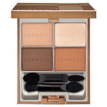 Lunasol by KANEBO Macaron Glow Eyes ~ 03 Caramel ~ 2018 Spring new item