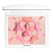 DIOR Diorsnow Snow Blush and Bloom Powder #002 Spring Coral ~ Diorsnow Spring 2018 Limited Edition