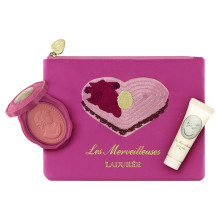 Les Merveilleuses LADUREE Makeup Coffret V ~ 2018 Summer Limited Edition
