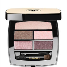CHANEL Les Beiges Healthy Glow Natural Eyeshadow Palette ~ Light ~ 2018 Summer Les Beiges Limited Edition