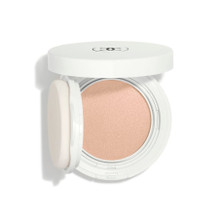CHANEL Le Blanc Oil-in-Cream Whitening Compact Foundation (Case + Refill) #12 Beige Rose