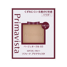 SOFINA Primavista Powder Foundation UV [Long Keep] (Refill Only) SPF25 PA++