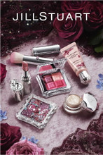 JILL STUART Royal Bordeaux Flower Makeup Kit ~ 2018 Hong Kong and Taiwan Exclusive Limited Edition