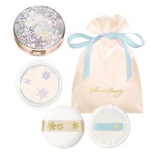 Clearance! SHISEIDO MAQuillAGE Snow Beauty Whitening Face Powder 2018 (with extra refill) ~ Limited Edition