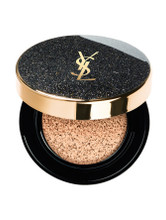 Clearance! YSL Le Cushion Encre de Peau SPF 23/ PA++ (Case + Refill) ~ #10 ~ Sparkling Limited Edition