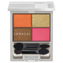 LUNASOL Contrasting Color Eyes ~ EX01 Shining Sun ~ 2019 Summer Limited Edition