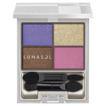 LUNASOL Contrasting Color Eyes ~ EX02 Sparkling Moon ~ 2019 Summer Limited Edition