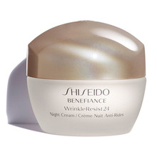 Sale! SHISEIDO Benefiance WrinkleResist24 Night Cream 50ml