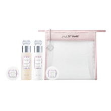 JILL STUART Welcome Kit Minis ~ White Floral ~ 2019 Summer Limited Edition
