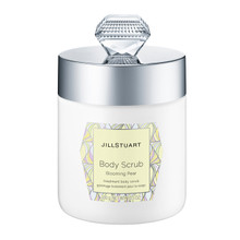 JILL STUART Body Scrub 300g ~ Blooming Pear