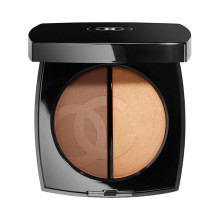 CHANEL Bronzer And Highlighter Duo ~ Medium ~ Cruise 2019 Collection Limited Edition