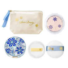 SHISEIDO MAQuillAGE Snow Beauty Whitening Face Powder 2019 (with extra refill) ~ Limited Edition