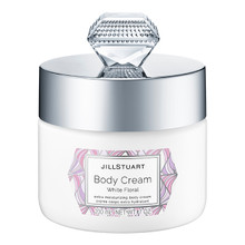 JILL STUART Body Cream White Floral 200g