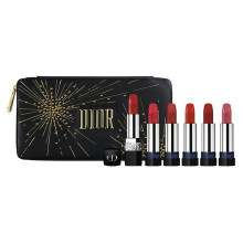 DIOR Rouge Dior Couture Collection Set ~ 2019 Holiday Happy 2020 Limited Edition