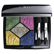 DIOR 5 Couleurs Eyeshadow Happy 2020 ~ 007 Party in Colors ~ 2019 Holiday Limited Edition