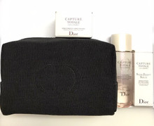 Clearance! DIOR Capture Totales Travel set with Pouch