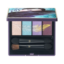 Cle de Peau Holiday Eye Color Quad ~ 321 Magnificent Plumage ~ 2020 Holiday Limited Edition