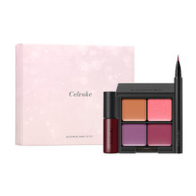 CELVOKE Blooming Makeup Kit A ~ 2020 Holiday Limited Edition